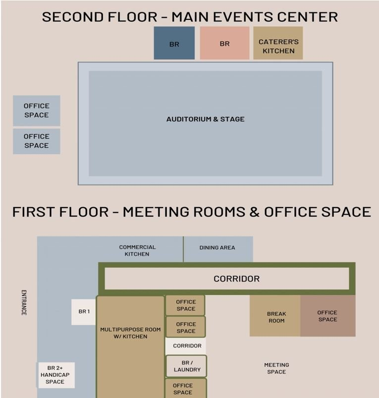 Commons Floor Plan